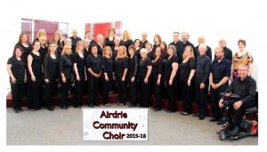 Choir Photo Spring 2016