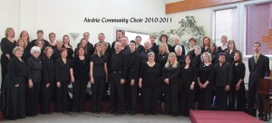 ACC 2010/2011 Choir