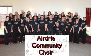 Airdrie Community Choir 2016-2017